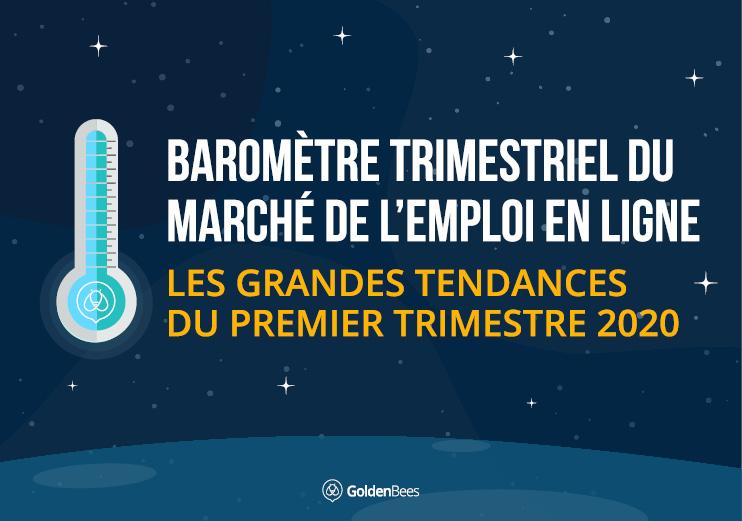 BAROMETRE DU MARCHE DE L'EMPLOI EN LIGNE 2020